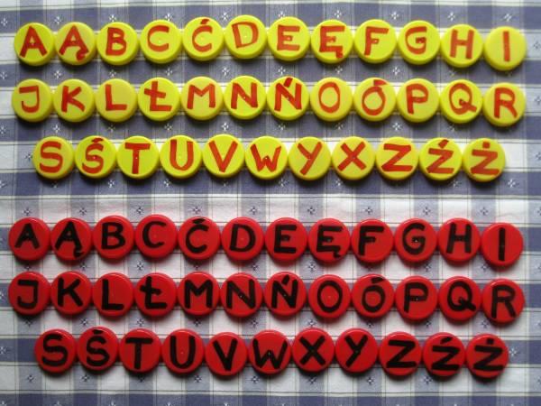 Alfabet 2wersje B