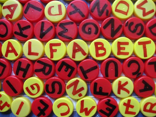 Alfabet word B