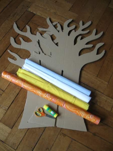 Drzewko materiały B