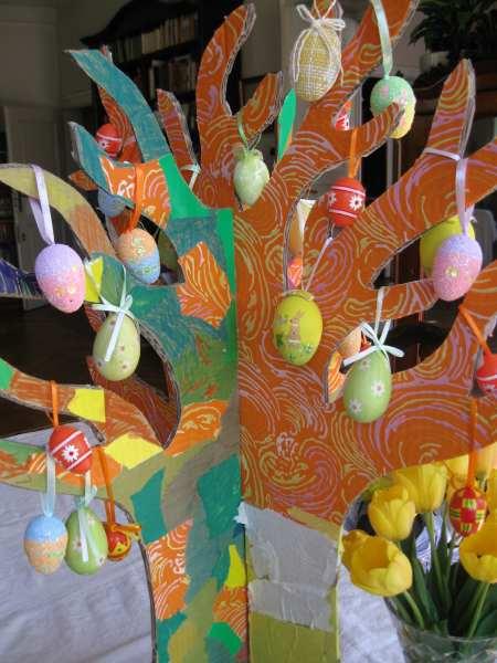 Wielkanocne drzewko 2014 B