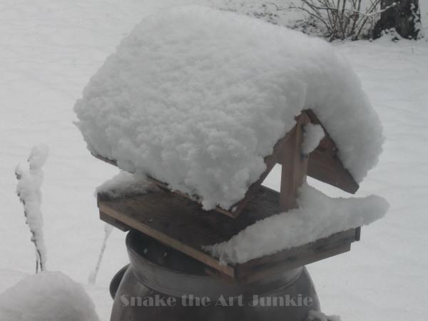 Karmnik zima