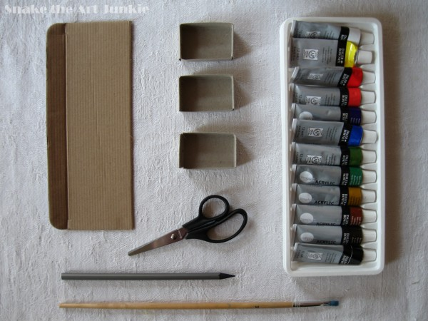 Sanki materiały