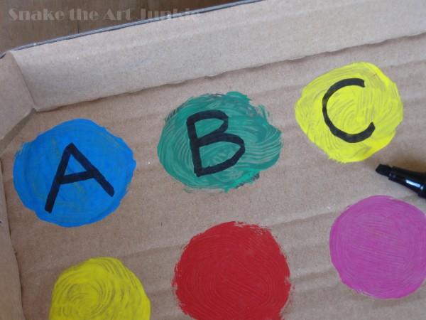 Alfabet ABC