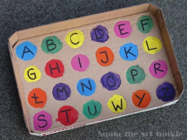 Alfabet box