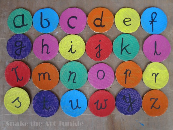 Alfabet small2