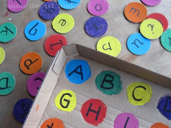 Alfabet zestaw