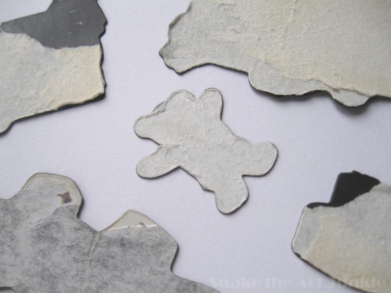 Broken magnets