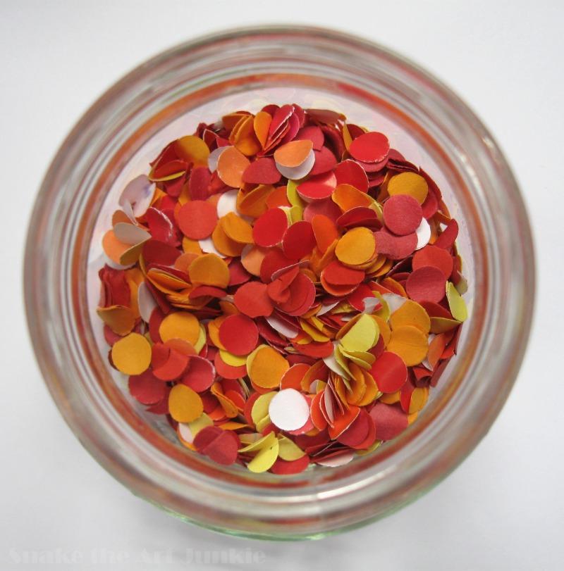 Jar - orange