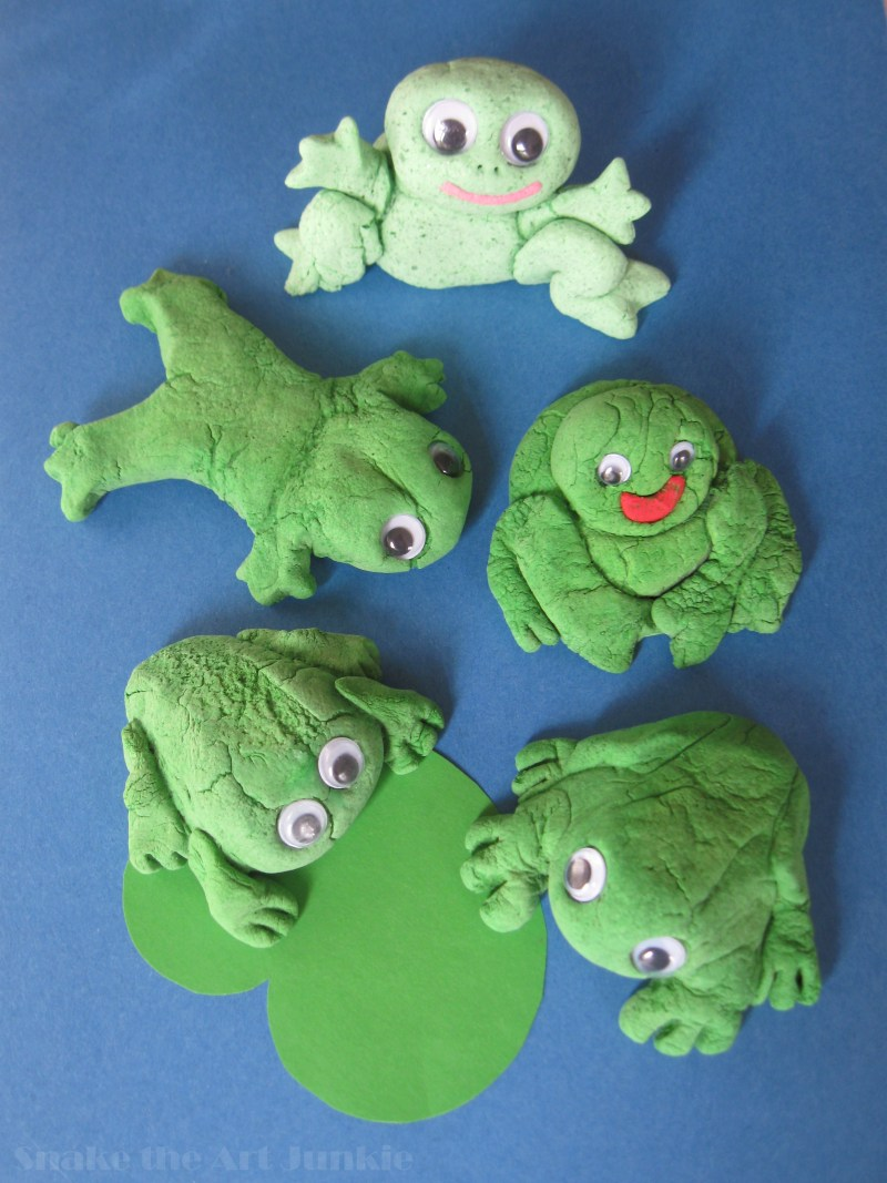 All frogs