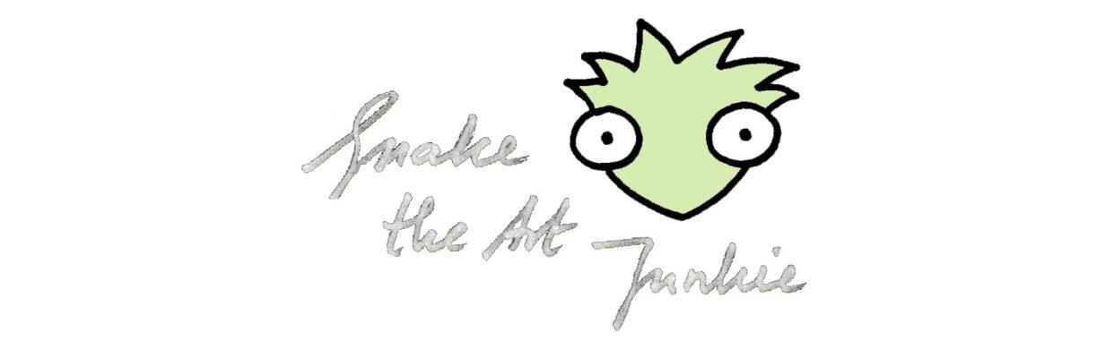 Snake the Art Junkie